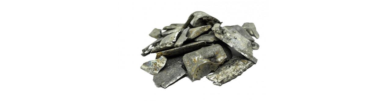 Métaux rares Tellurium acheter pas cher chez Auremo